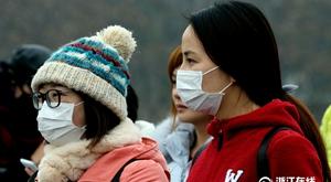 杭州:轻度污染