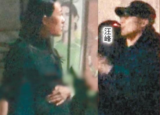 章子怡被曝怀孕停工损失数千万 汪峰陪产