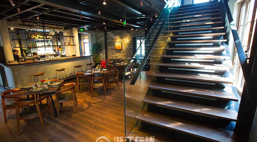 茅以升杭州故居变身咖啡馆