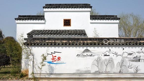 长兴上泗安村:繁华商埠蜕变为美丽古村