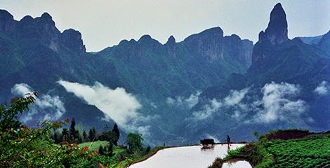 仙居白塔镇
