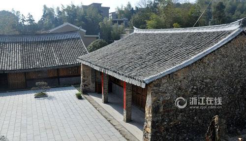 瑞安东寺前村:体验乡野生活好去处