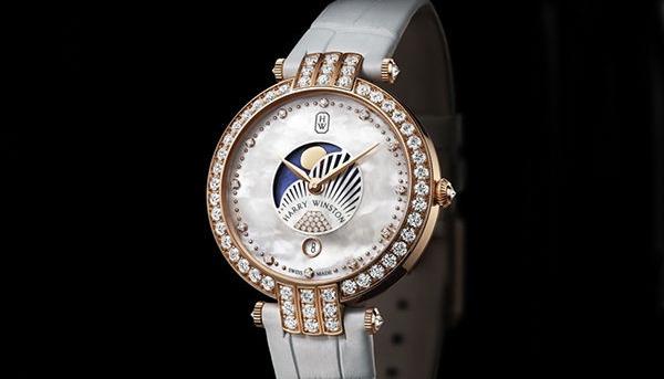 Harry Winston卓时Premier系列女装腕表