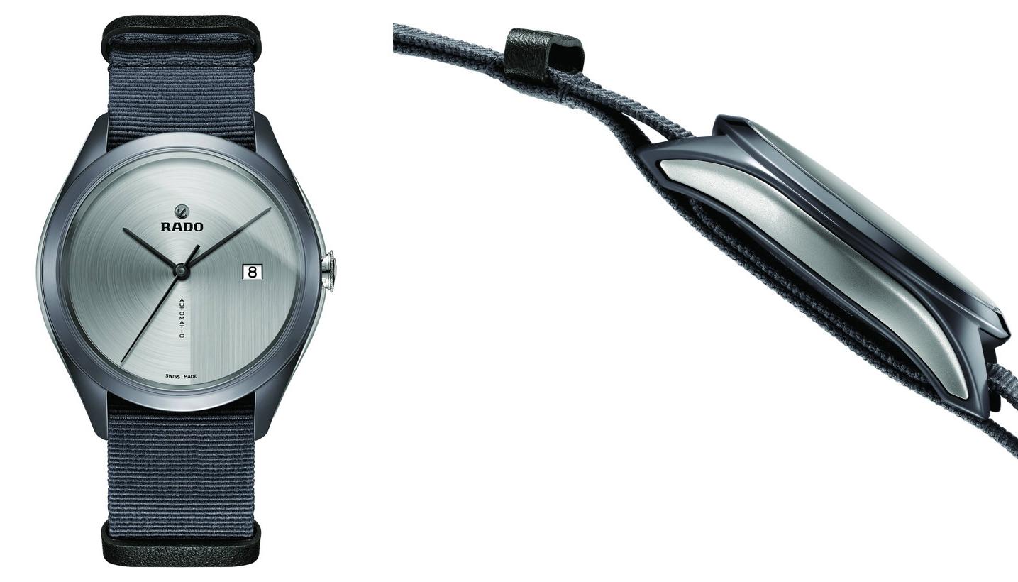 RADO雷达表亮相2016巴塞尔国际钟表珠宝展