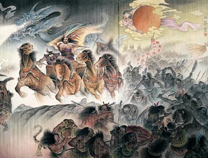 两岸名家书画交流活动将于清明期间在西安举行