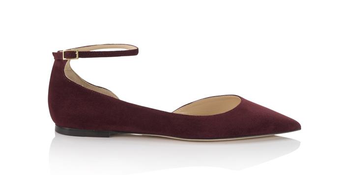 """""""Lucy""""尖头平底鞋-穿上这些平底鞋舒舒服服就时髦,为什么不呢"""
