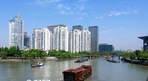 杭州天空颜值爆表 明起阴雨模式将重启