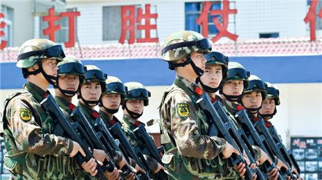 保障G20峰会安全 浙江边防更新装备