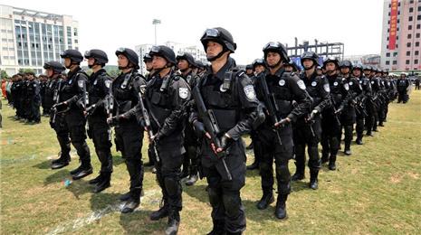 改革追踪看落实 公安改革让人民群众有更多获得感