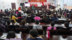 丽水计生协举办女性健康知识讲座