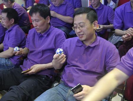 绍兴代表团:走近双色球 让梦想起航【活动影像2】