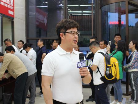 台州投注站代表走进双色球 全程记录开奖过程【活动影像1】