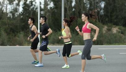 """""""中国最美跑道""""部分完工 全部贯通后将长达15.5公里"""