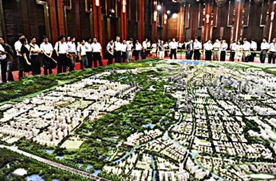 未来科技城:25000元平均价 比肩市区精装房售价