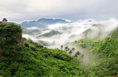 金华舞龙峡景区