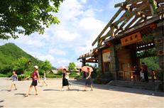 浦江神丽峡景区