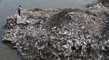太湖垃圾倾倒事件追踪:上海严禁建筑垃圾外运