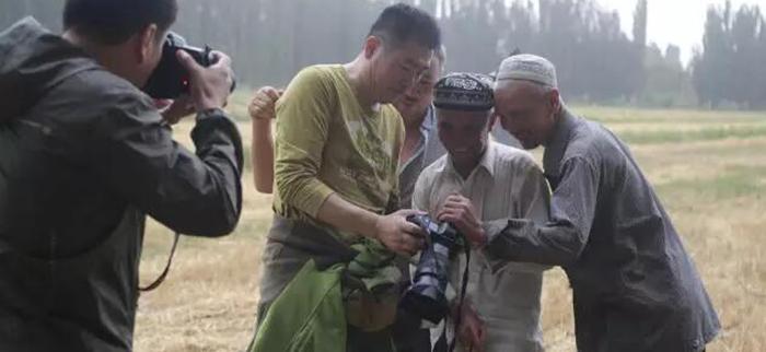 浙江摄影家赴新疆阿克苏摄影采风圆满结束