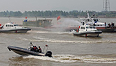 湖州航区水上安保进入实战阶段