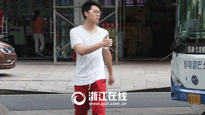 【世界舞台上的浙江乐章⑥】<br>杭州人等出一道风景