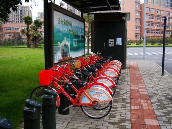西湖景区周边储备上千辆公共自行车 水上巴士小调整