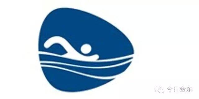 △里约残奥会游泳标志