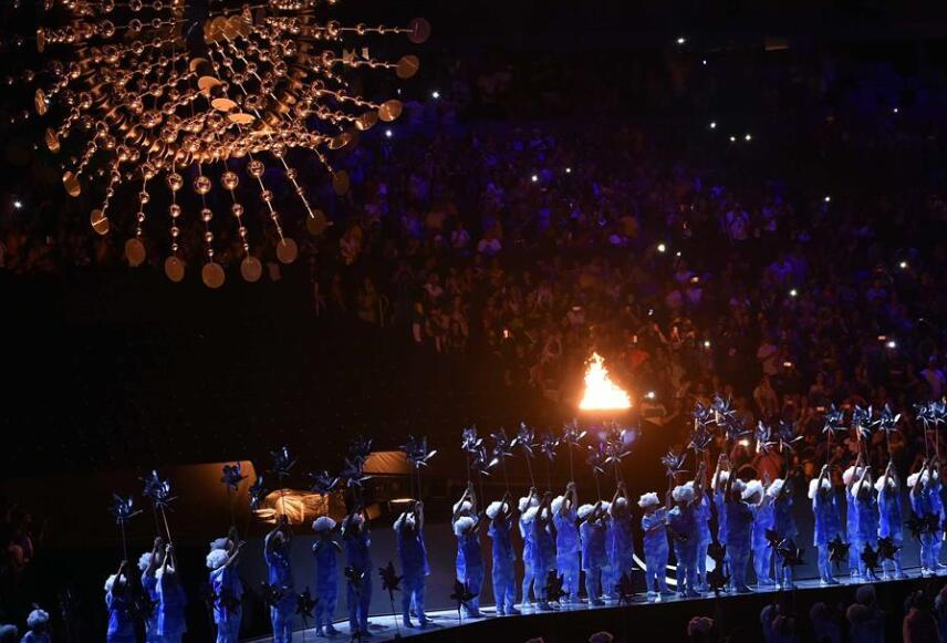 2016年里约残奥会闭幕