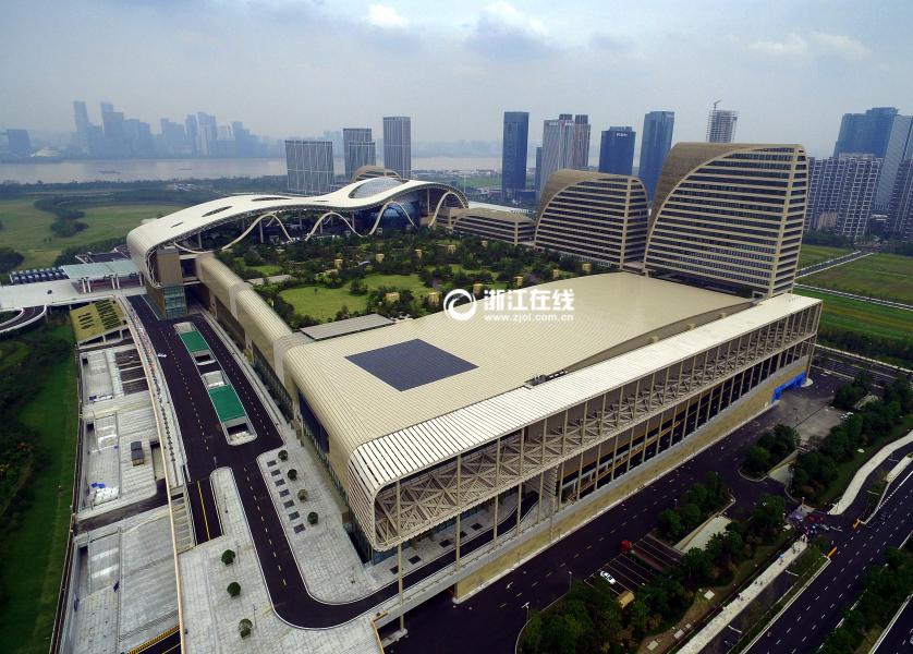 G20杭州峰会主会场本周日起试开放