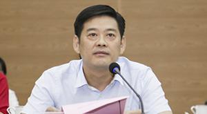 大江东产业集聚区管委会副主任 董蒋灿