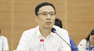 大江东产业集聚区管委会主任 杨军