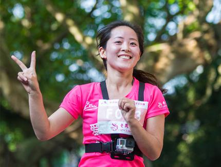 老凤祥2016杭州环湖女子长跑赛