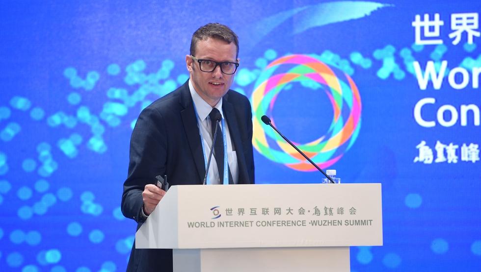 斯堪尼亚中国战略中心商务发展总监周齐