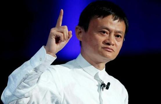 """马云:中国的""""全球担当""""正在崛起"""