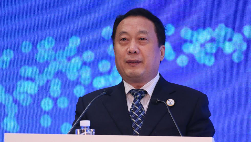 中国国家互联网信息办公室副主任任贤良发表讲话
