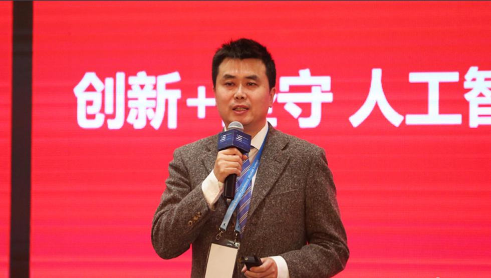 凤凰新媒体首席执行官、执行董事、凤凰卫视有限公司运营总裁刘爽发言
