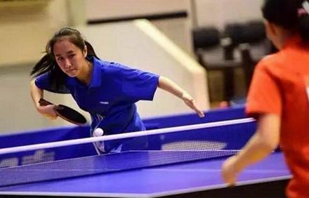 镇海区蛟川书院高中乒乓球队省赛成绩骄人