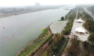 江山港 样板河