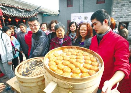 古林第二届米食节 邀你寻乡愁
