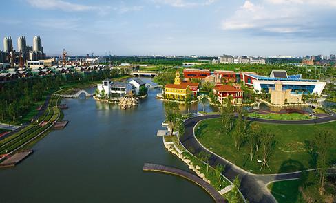 南湖:治水翻开岸绿水清新篇章