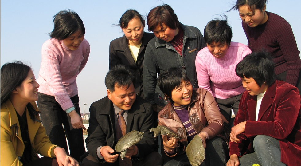 小额贴息贷款助推城乡妇女发展