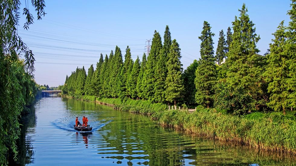 杭州和睦港