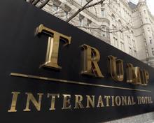 美国新任总统就职典礼在即 华盛顿高档酒店一房难求