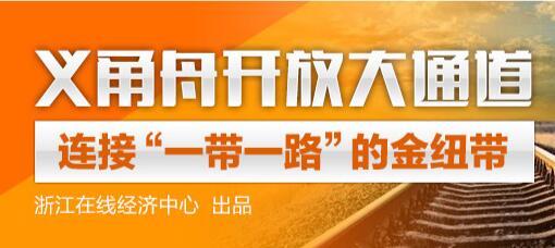 """【财经读图】义甬舟开放大通道连接""""一带一路""""的金纽带"""