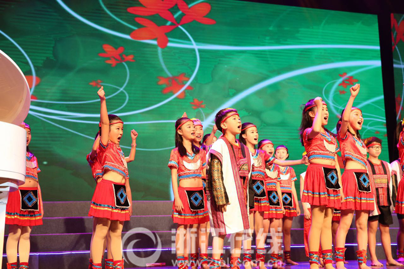 上城多个节目在省市中小学生艺术节上获奖