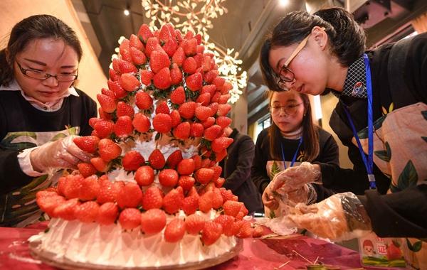 奉化尚田草莓节:花样玩法让草莓嗨起来