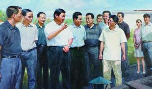 浙江·人类与自然油画院20周年纪念展