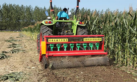 莲花镇涧峰村精准支持现代农业发展