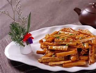 嵊州美食——笋菜