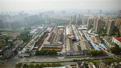 下城区关停主城区最大钢材现货市场 产业转型升级再添一笔