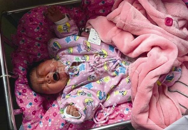 温州200斤胖妈得孕期糖尿病还猛吃 生11斤婴儿